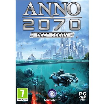 Anno 2070: Deep Ocean (PC) DIGITAL (414552)