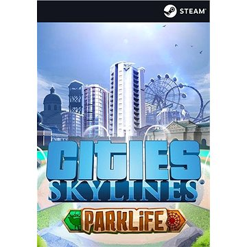 Cities: Skylines - Parklife Plus (PC/MAC/LX) DIGITAL (434734)