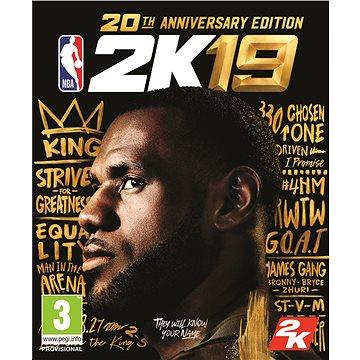 NBA 2K19 20th Edition (PC) DIGITAL (437348)