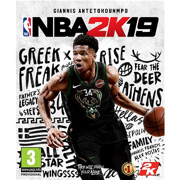 NBA 2K19 (PC) DIGITAL (437350)