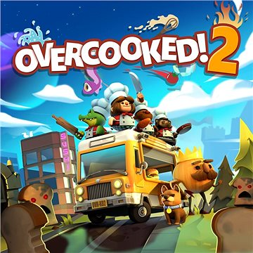 Overcooked! 2 (PC) DIGITAL (438522)