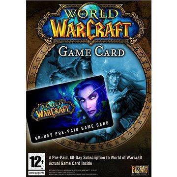 World of Warcraft 60-day time card (PC) DIGITAL (CZ) (443648)