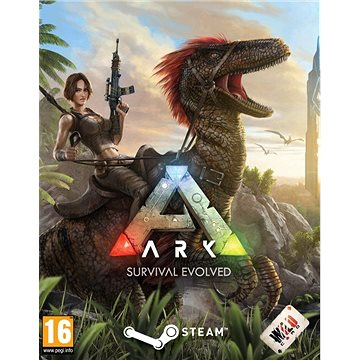 ARK: Survival Evolved (PC) DIGITAL (443048)