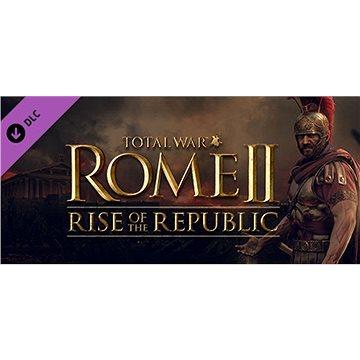 Total War: Rome II – Rise of the Republic DLC (PC) DIGITAL (444290)