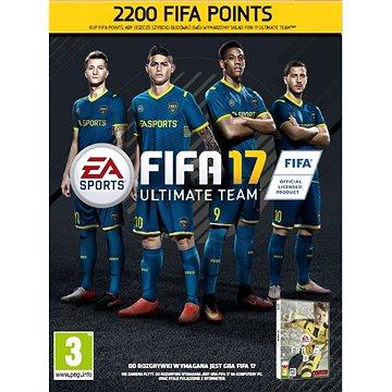 FIFA 17 Points (PC) DIGITAL 2200 FUT (422100)