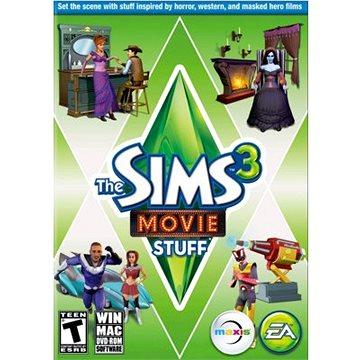 The Sims 3 Filmové rekvizity (PC) DIGITAL (443324)