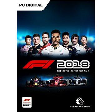 F1 2018 HEADLINE EDITION (PC) DIGITAL (CZ) (447870)