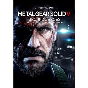 Metal Gear Solid V Ground Zeroes (PC) DIGITAL (CZ) (445606)
