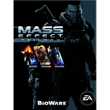 Mass Effect Trilogy (PC) DIGITAL (CZ) (443328)