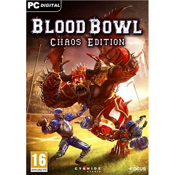 Blood Bowl: Chaos Edition (PC) PL DIGITAL (443092)
