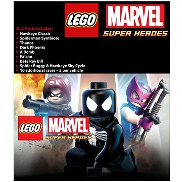 LEGO Marvel Super Heroes: Super Pack DLC (PC) DIGITAL (CZ) (365880)
