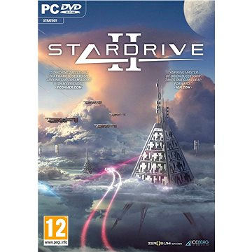 StarDrive 2 - Digital Deluxe Edition (PC/MAC/LX) DIGITAL (CZ)x (433330)