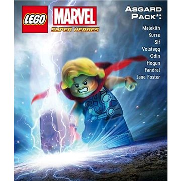 LEGO Marvel Super Heroes: Asgard Pack DLC (PC) DIGITAL (207208)
