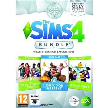 The Sims 4 Sada 2 (PC) DIGITAL (CZ) (443090)