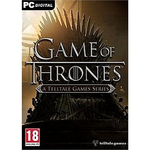 Game of Thrones The Telltale Series (PC) DIGITAL (CZ) (451280)