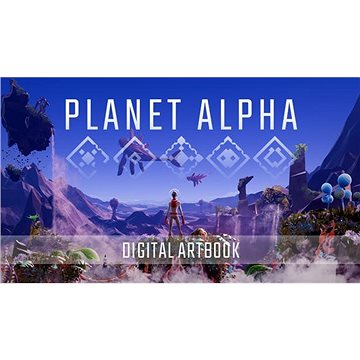 PLANET ALPHA - Digital Artbook (PC) DIGITAL (449152)