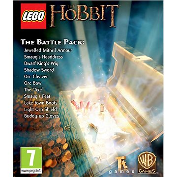 Lego Hobbit - The Battle Pack DLC (PC) DIGITAL (365889)
