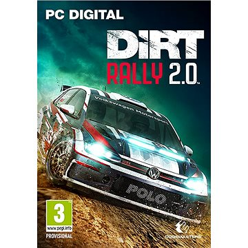 DiRT Rally 2.0 (PC) DIGITAL (CZ) (452464)