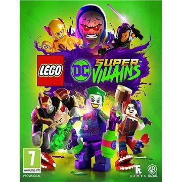 LEGO DC Super-Villains (PC) DIGITAL (CZ) (451682)