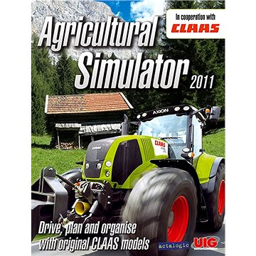 Agricultural Simulator 2011: Extended Edition (PC) DIGITAL (442370)
