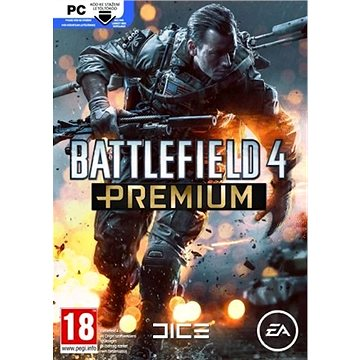 Battlefield 4 Premium Edition (PC) DIGITAL - hra + 5 rozšíření (CZ) (422943)