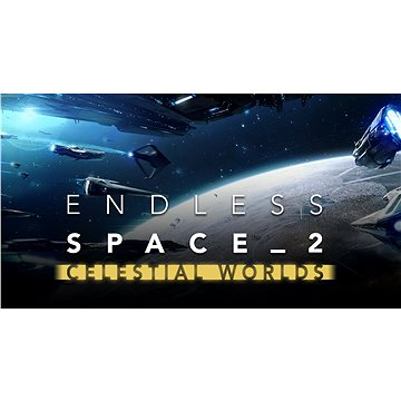 Endless Space 2 - Celestial Worlds (PC) DIGITAL (CZ) (662488)