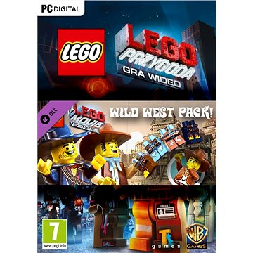 LEGO Movie Videogame: Wild West Pack DLC (PC) DIGITAL (207217)
