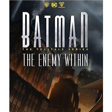 Batman - The Enemy Within The Telltale Series (PC) DIGITAL (CZ) (451284)