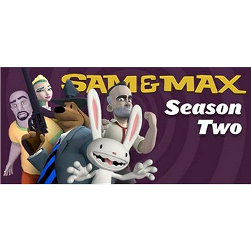 Sam & Max Season Two (PC) DIGITAL (CZ) (452106)