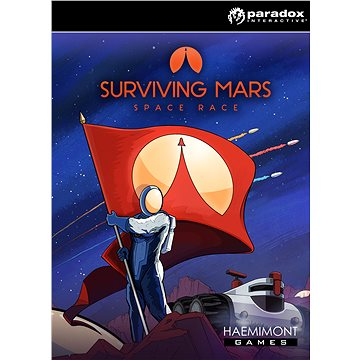 Surviving Mars: Space Race (PC) DIGITAL (CZ) (661612)
