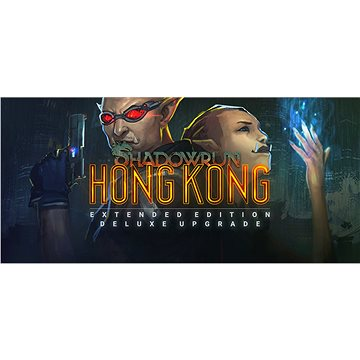 Shadowrun: Hong Kong - Extended Edition Upgrade to Deluxe (DLC) (PC) DIGITAL (451718)
