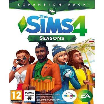 The Sims 4: Roční období (PC) DIGITAL (CZ) (440956)