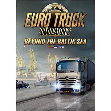 Euro Truck Simulator 2: Beyond the Baltic Sea (PC) DIGITAL (665200)