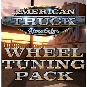 American Truck Simulator – Wheel Tuning Pack DLC (PC/MAC) DIGITAL (365547)