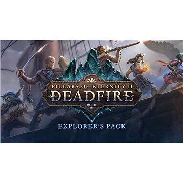 Pillars of Eternity II: Deadfire - Explorers Pack (PC) DIGITAL (432926)