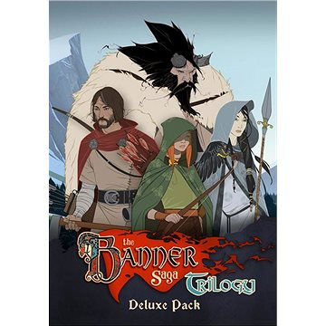 Banner Saga Trilogy - Deluxe Pack (PC) DIGITAL (672558)