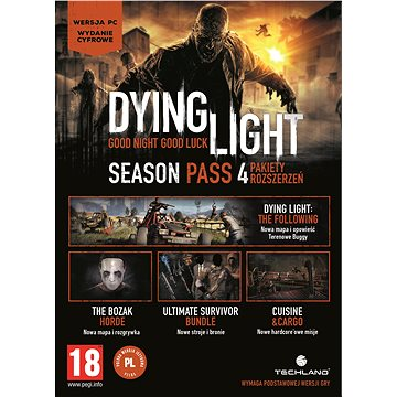 Dying Light : Season Pass (PC) Steam (730321)