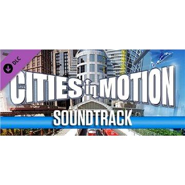 Cities in Motion: Soundtrack (PC) Klíč Steam (757729)
