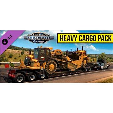 American Truck Simulator - Heavy Cargo Pack (PC/MAC/LX) Steam DIGITAL (723010)