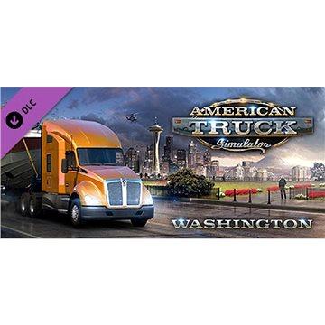 American Truck Simulator - Washington (PC) Steam DIGITAL (807268)