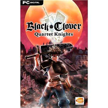 BLACK CLOVER: QUARTET KNIGHTS (PC) Steam DIGITAL (814309)