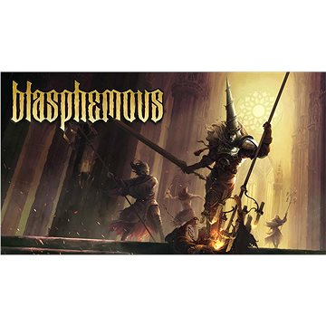 Blasphemous Comic (PC) Steam DIGITAL (821032)