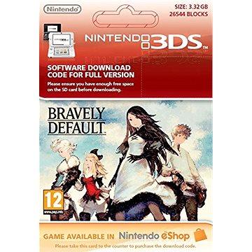 Bravely Default - Nintendo 2DS/3DS Digital (691156)