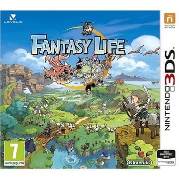 Fantasy Life - Nintendo 2DS/3DS Digital (684904)