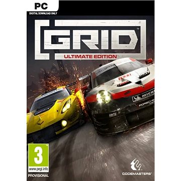 GRID Ultimate Edition (PC) Steam DIGITAL (809980)
