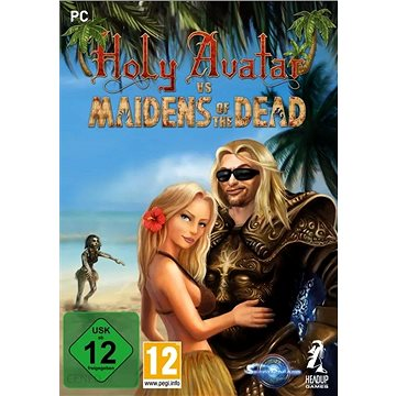 Holy Avatar vs. Maidens of the Dead (PC) Steam DIGITAL (788050)