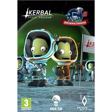 Kerbal Space Program: Breaking Ground (PC) Steam DIGITAL (773824)