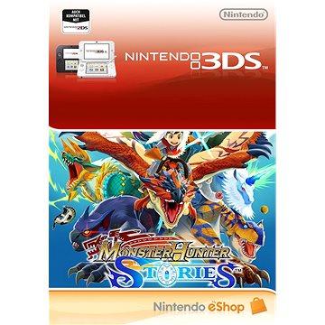 Monster Hunter Stories - Nintendo 2DS/3DS Digital (684676)