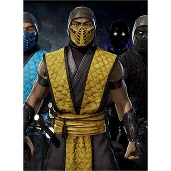 Mortal Kombat 11 Klassic Arcade Ninja Skin Pack 1 (PC) Steam DIGITAL (789910)