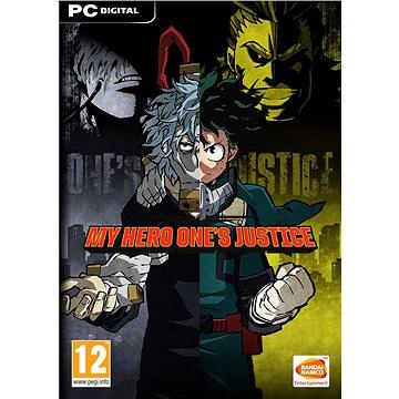 My Hero One's Justice (PC) Steam DIGITAL (814315)